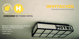 Invitación Lanzamiento Concurso Re Think Hotel1 copia