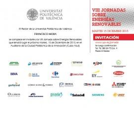Jornadas UPV