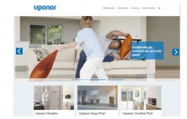 Uponor web