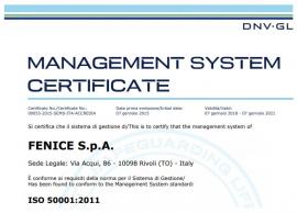 EDF Certificación