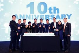 TUV 10 aniversario