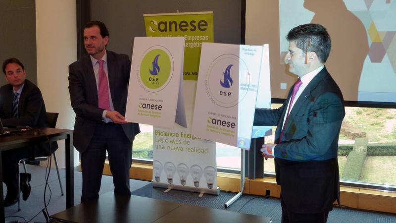clasificación certificada empresas de servicios energéticos