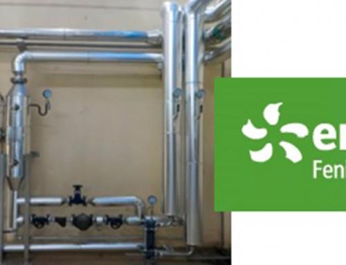 EDF FENICE IBÉRICA logra la recuperación del calor de purgas de una caldera