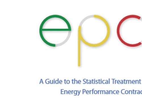 """Ya está disponible la """"Guía para el tratamiento estadístico de los contratos de rendimiento energético"""""""