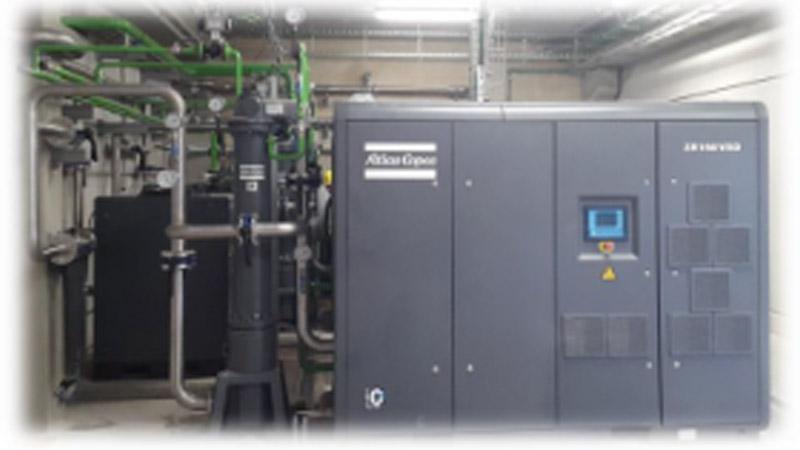 Sistema de generacion de aire