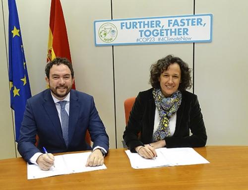 ANESE y la Oficina Española de Cambio Climático renuevan su compromiso de reducción de más de 60.000 toneladas de CO2 en la Convocatoria de 2018