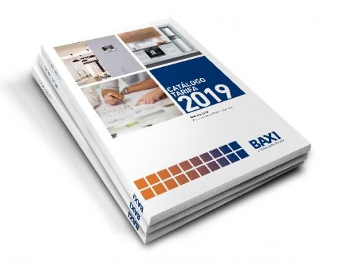 BAXI presenta su nuevo Catálogo-Tarifa poniendo especial énfasis en las tecnologías renovables