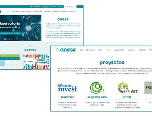 ANESE presenta su nueva página web más  visual, moderna y orientada a ser un referente informativo para las ESEs