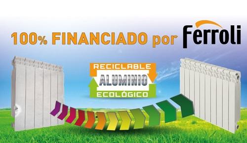Ferroli Plan Renove aluminio