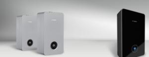 Nueva gama de calentadores estancos y de bajo NOx Therm de Bosch.