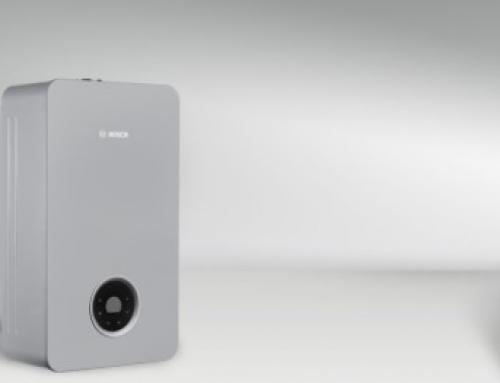Nueva gama de calentadores estancos y de bajo NOx Therm de Bosch