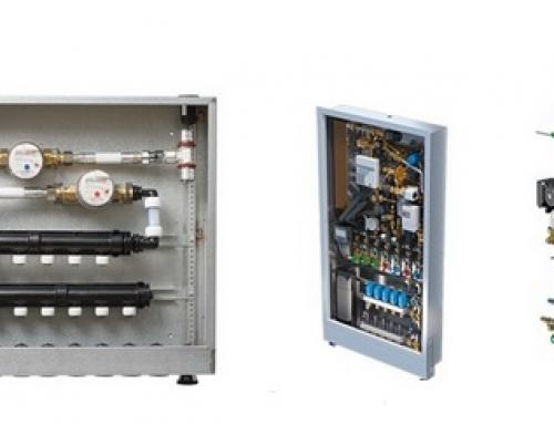 Incrementar la eficiencia energética de un edificio con la soluciones premontadas y a medida de Uponor