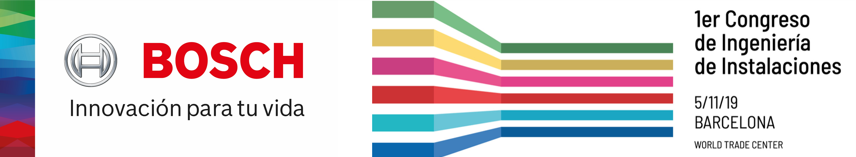 Bosch patrocina el Congreso de Ingeniería de Instalaciones