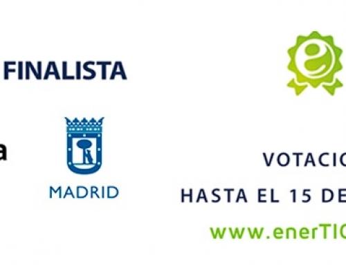 """ACCIONA es finalista en los premios """"enerTIC Awards"""" en la categoría Smart Cities"""