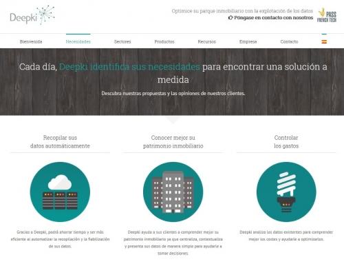 Deepki es finalista de los premios enerTIC en la categoría de Smart Building