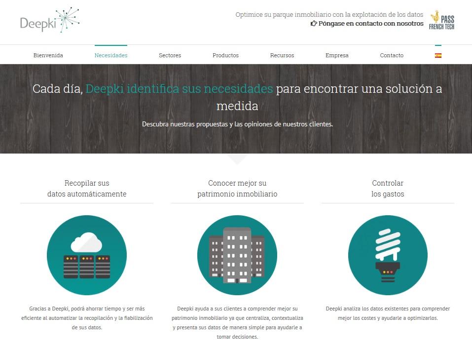 Deepki es finalista de los premioc enerTIV en la categoría de Smart Buildings