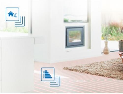 Uponor lanza Smatrix Pulse, un nuevo sistema de control para soluciones de Climatización Invisible