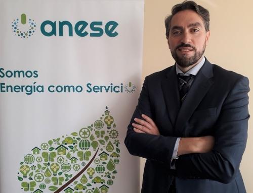Carlos Ballesteros es el nuevo director de ANESE, la Asociación Nacional de Empresas de Servicios Energéticos