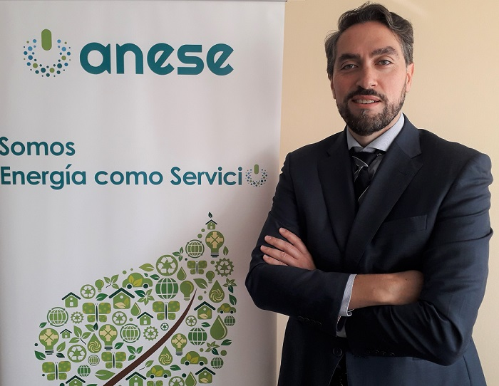 Carlos Ballesteros es el nuevo director de ANESE