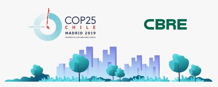 CBRE se suma a la iniciativa Eje Castellana Verde promovida por el Ministerio de Transición Ecológica en el marco de la COP25
