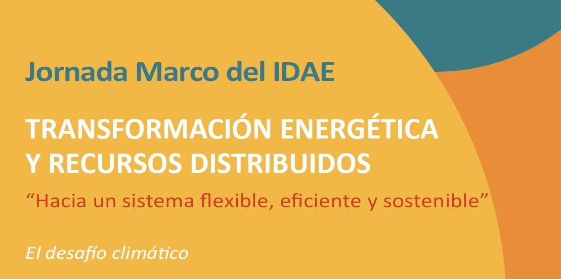 Jornada Macro del IDAE en GENERA 2020