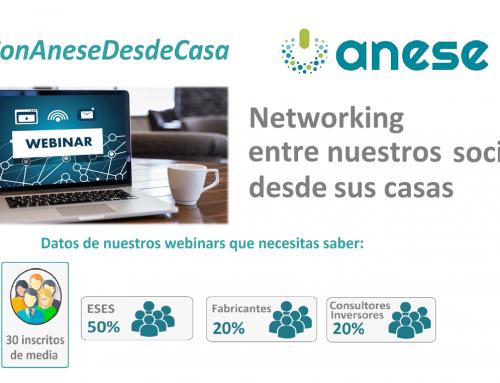 #ConAneseDesdeCasa: Networking para nuestros socios desde sus casas
