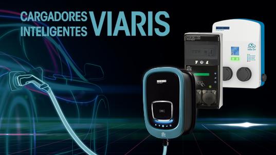 Orbis presenta su nueva web de cargadores inteligentes Viaris