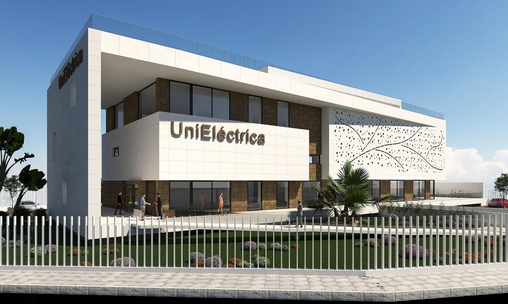 Un edificio inteligente en Córdoba, próxima sede nacional de Unieléctrica