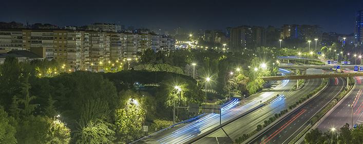 ACCIONA suministrará energía renovable a Madrid calle 30