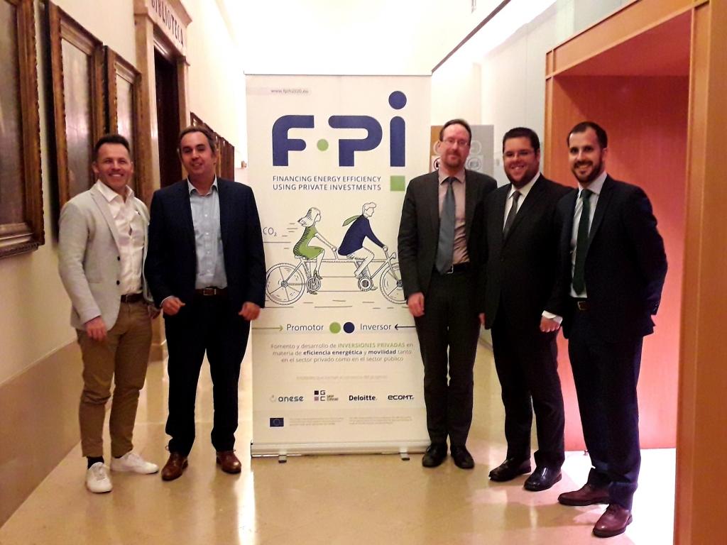 La Comisión Europea espera que el proyecto F-PI haga una contribución de valor a la recuperación verde de la economía en España acorde con el European Green Deal