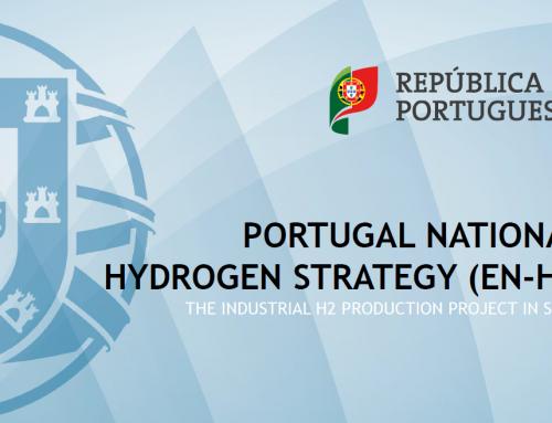 Portugal desarrolla y promueve el proyecto de hidrógeno verde Sines