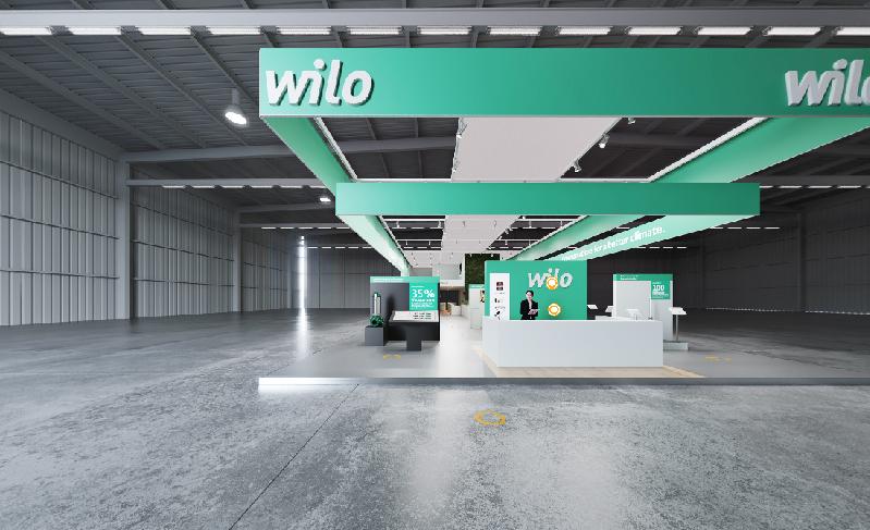 Wilo transforma su aparición en la IFAT en un espacio digital