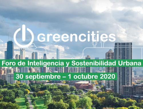 Greencities & S-Moving, una cita imprescindible para el futuro de las ciudades y la movilidad, empieza el 30 de septiembre