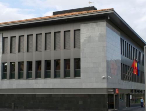 Ríos Renovables, adjudicataria de la instalación de autoconsumo en el edificio de los juzgados de Estella (Navarra)