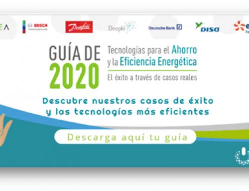 """ANESE asume el reto de continuar a la vanguardia de la tecnología con la tercera edición de la """"Guía de Tecnologías para el Ahorro y la Eficiencia Energética"""""""