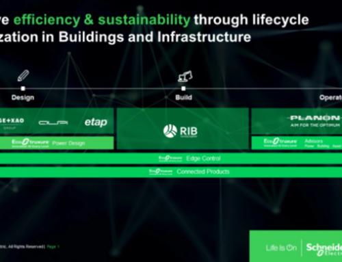 Schneider Electric compra una participación de control de ETAP, encabezando así la electrificación inteligente y sostenible