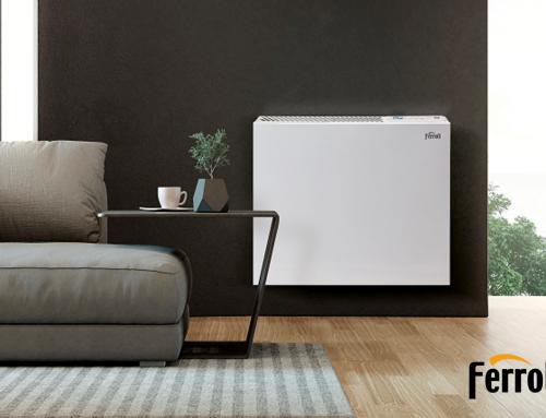 Nuevo radiador eléctrico seco Napoli de Ferroli: la estrella en calefacción de la temporada