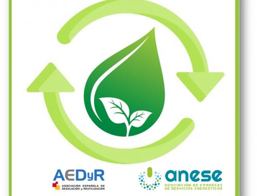 AEDyR y ANESE apuestan por reducir la huella de carbono y el consumo energético en las desaladoras