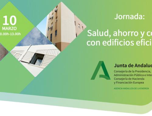«Salud, ahorro y confort con edificios eficientes», la próxima jornada de la Agencia Andaluza de la Energía con la participación de ANESE