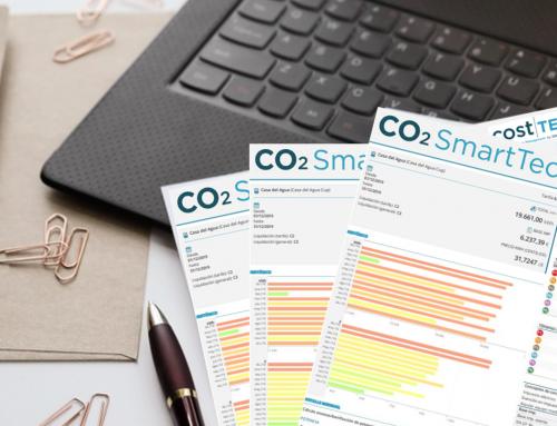 CO2 Smart Tech presenta un nuevo módulo incorporado a sus sistemas de monitorización y gestión energética