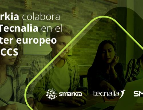Smarkia colabora con Tecnalia en el Master Europeo SMACC