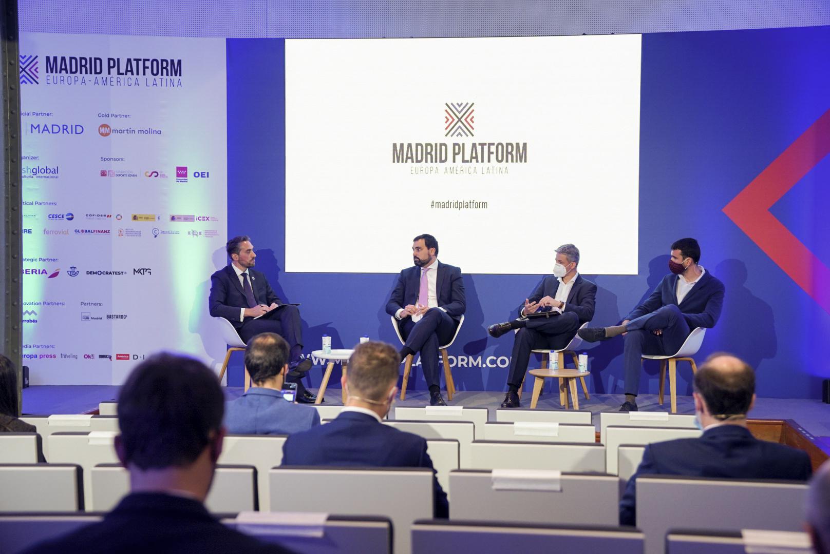 ANESE analiza el papel de las energías renovables en la transición energética en Madrid Platform, el hub internacional de negocios entre Europa y América Latina
