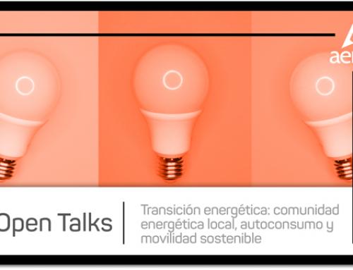 Jornada de AERCE y ANESE: «Transición energética: comunidad energética local, autoconsumo y movilidad sostenible. Fondos Europeos de Recuperación»