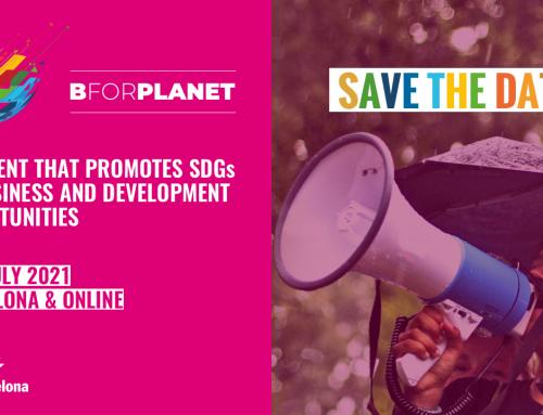 BforPlanet celebrará su primera edición en julio para promover los Objetivos de Desarrollo Sostenible, con el apoyo de ANESE
