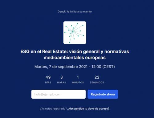 Webinar de Deepki: «El auge de los criterios ESG: visión general y comparación de las normativas medioambientales europeas»