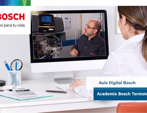 Bosch Comercial e Industrial anima a sus instaladores a seguir formándose