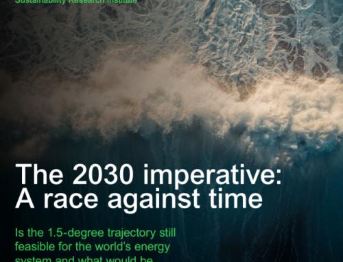 Schneider Electric recalca la urgencia de la descarbonización, para acelerar el camino hacia una economía Cero Neta